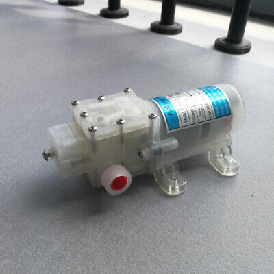 1xdc 12v 70w Food Grade Self-priming Diaphragm Water Pump With Switch