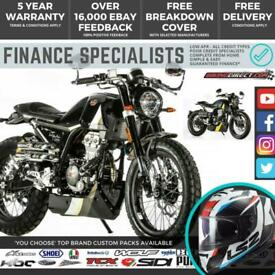 FB Mondial HPS 125 Hipster 125cc Muscle Cafe Race *FINANCE & DELIVERY AVAILABLE*