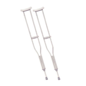 Adjustable Crutches 5'5 to 6'5