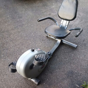 Seated Bike, Good Condition