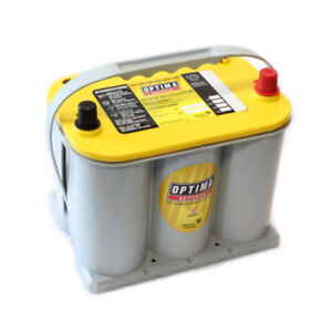 Optima D35 Yellowtop Battery, Deep Cycle - Brand New! - $225