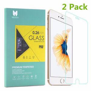 """Glass Screen Protectors for iPhone 7 6 6S 4.7"""""""