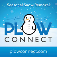 Seasonal Snow Removal : Barrie / Orillia