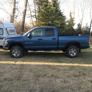 2004 Dodge Ram 2500 SLT Diesel Cummins Manual Tran LOW K