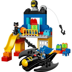 Lego Duplo Sets - Superheroes, Fire Station & Knights