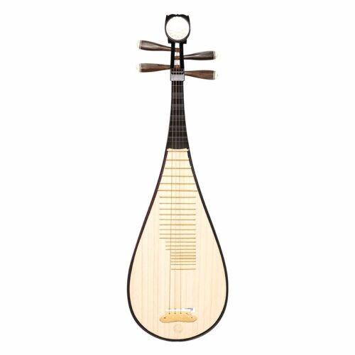 Tradition Musical Instruments Four string LiuQin Pipa Beginner Professional #018