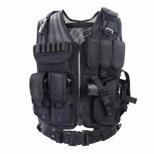 SWAT Army Tactical Vest CSField Outdoor Hunting Equipment Supply