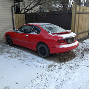 1997 Pontiac Sunfire Coupe (2 door)