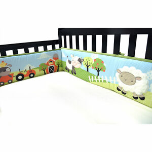 Farm Crib Bedding And Wall Decals Belleville Belleville Area image 2