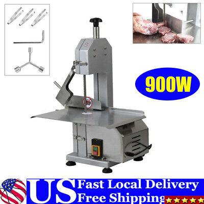 Meat Bone Saw Machine Meat Cutting Machine Commercial 900w For Cutting Bone