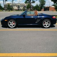 2005 Porsche Boxster S Coupe (2 door)