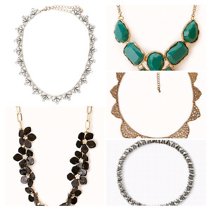 Lot of 18 Statement Necklaces