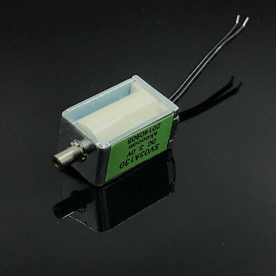 Dc 3v Small Mini Electric Dc Solenoid Valve No Normally Open For Gas Air Valve