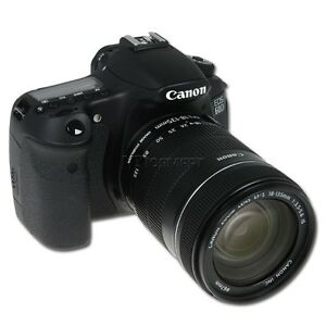 Canon EOS 60D Camera avc EF-S 55-250mm f/4-5.6 IS Lens,  Neuf