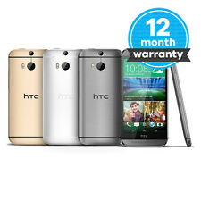HTC One M8 - 16GB - Unlocked SIM Free Smartphone Various Colours