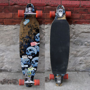 Sector 9 Carbonite Longboard Complete