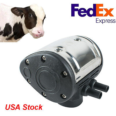 Usa L80 Pneumatic Pulsator For Cow Milking Machine Dairy Farm Milker Adjustable