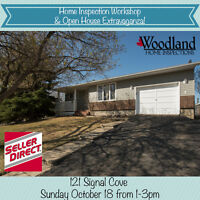Home Inspection Workshop & Open House Extravaganza - TODAY 1-3pm