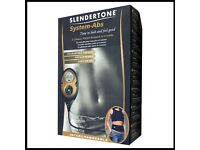 Slendertone Abs System Driven Core Abdominal Workout Belt Black Fitness
