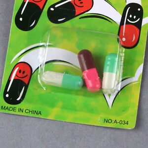 6PCS Joke Jumping Beans Toy Magic Mystery Jumping Beans Good Gifts