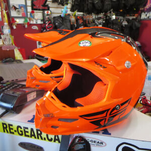 FLY Carbon MX Motocross Helmet New