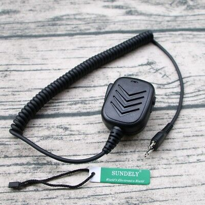 Shoulder Hand Mic With Speaker For Midland Radio 70-440bp 75-501 75-785 80-125