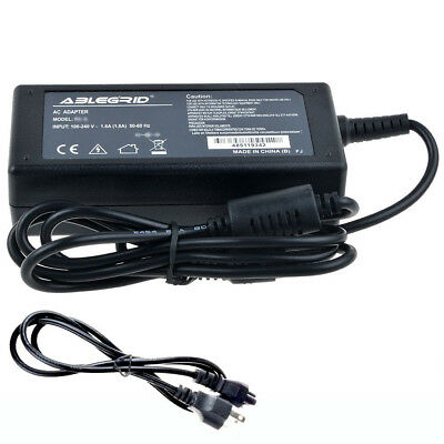 Ac Adapter For Samsung Syncmaster S27a850d Led Lcd Monito...