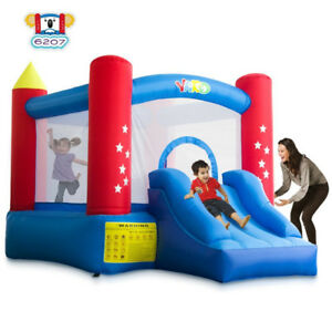 All New Inflatable bouncy castles and houses