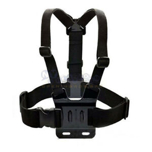 New Chest Harness for GoPro Camera