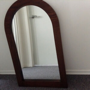Lovely Mirror, with solid Oak Frame