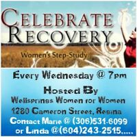 RECOVERY GROUP FOR WOMAN