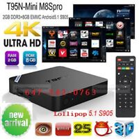 ★FULLY LOADED ANDROID TV BOX★ T95N ★