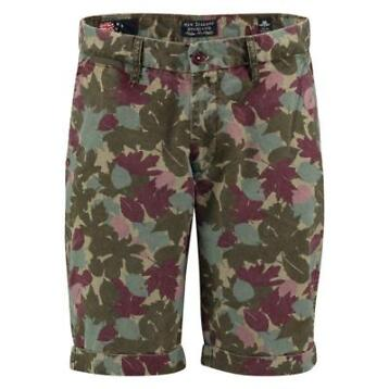 NZA New Zealand Auckland Korte Broek Army Green  -60%