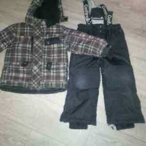 habits d'hiver