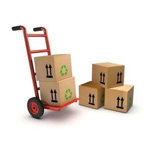 Transport meubles et electromenagers - 60$