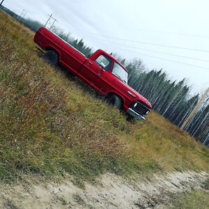 1972 Ford F-100 Pickup Truck