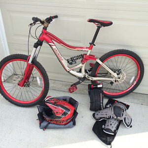 $1700 SPECIALIZED BIG HIT 3 BRAND NEW *** REDUCED FROM $2400