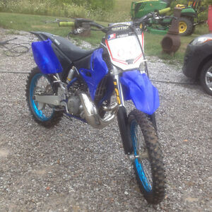 YAMAHA YZ250 price drop
