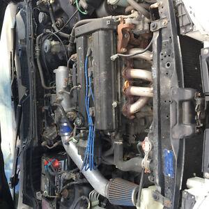 2000 Acura Integra Dc2 Hatchback vtech West Island Greater Montréal image 9