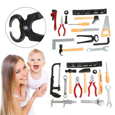 Novelty Kids Toy Building Tool Kit Toy Repair Tool Construction Play Set Gift