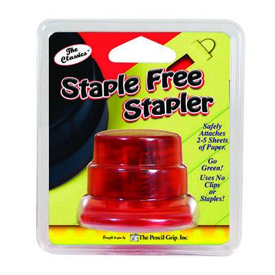 Staple Free Stapler Carded