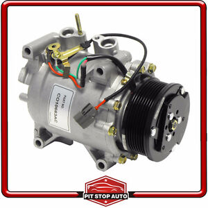 2004 HONDA CRV AIR COMPRESSOR & BELT