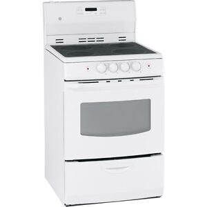 "Stove GE 30"" ELECTRIC Smoothtop Stainless for SALE"