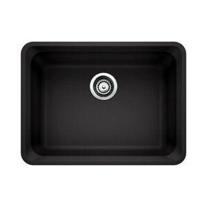 Blanco 400492 Vision U 1 Single Undermount Kitchen Sink