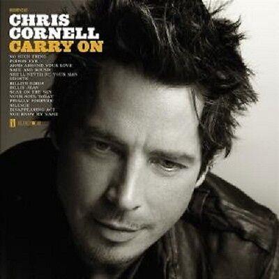 Chris Cornell Carry On Cd New