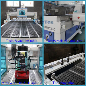 5x10' linear ATC cnc router, wood furniture cnc router. NEW!!! London Ontario image 9