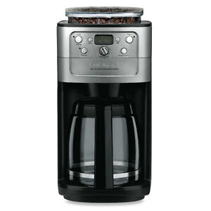 CUISINART Fully Automatic Burr Grind 12 Cup Coffee Maker