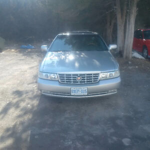 2004 Cadillac STS Sedan certified and e-tested