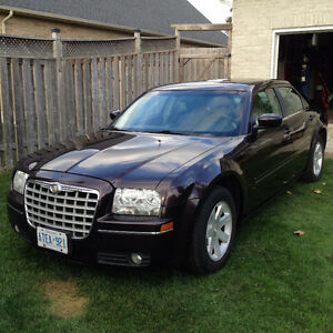 2005 Chrysler 300-Series Grey Sedan