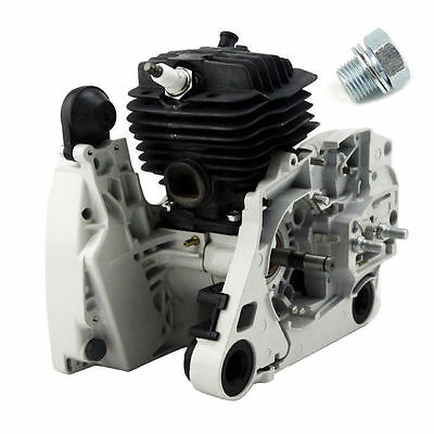 STIHL CHAINSAW 046 MS460 CRANKCASE PISTON CYLINDER POWERHEAD MOTOR NEW 52MM, used for sale  Holden